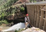 wyoming: vibrating-wire technology for dam monitoring