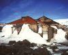 antarctica: historical hut preservation