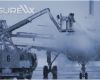 automated precision in aircraft de-icing
