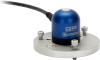 CS320 attached to a leveling base (sold separately)