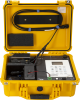 CS110FV electronics in Pelican case