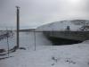 Utah tablier du pont préfabriqué avec des tiges gfrp