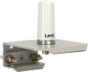 Antenna with mounting hardware