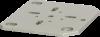 -SP Petite plaque pour la plupart des pyranomètres