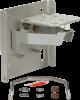 CM261-SP-AT avec une petite plaque et support de tube de couple ATI pour la plupart des pyranomètres et tubes de couple ATI