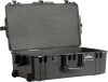 Hard carrying case option for the QST6, open
