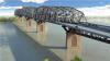 Renovated bridge