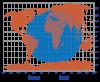 Coverage of the Meteosat-11 and Meteosat-8 satellites