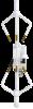 Vue de profil de l'EC155 avec un CSAT3A