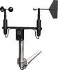 CM220 kit attached to a crossarm, pole, and 03002-L (items sold separately)