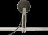 Globe noir : capteur de température pour la mesure du stress thermique avec son kit de montage