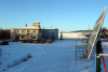 Weather and geotechnical station near the Research and Test Facility (RTF)