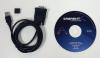 Câble d'interface USB - RS232 : 010777