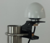 17992 Mounted using a 30626 3/4 in. IPS or GPS Antenna Mounting Stand