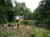 Typical stream monitoring station