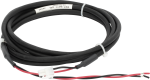 34040 10 a external battery cable for ch150, ch200, ch201, ps150, or ps200