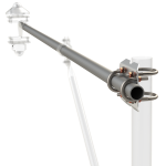 cm206 6 ft crossarm with one cm210 mounting kit