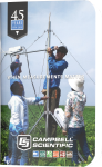 36507 Campbell Scientific Field Notebook, Micromet