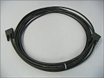 comcbl2-l weatherproof cable, 9-pin male to 9-pin female