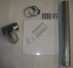 0872e3-xmnt kit de montage (pour 0872e3 & 0872f1)