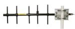 14201 900 mhz 9 dbd yagi antenna with mounting hardware