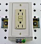 28373 gfi 120 vac receptacle kit