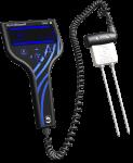 hydrosense ii afficheur hydrosense ii portable pour la mesure ponctuelle de la teneur en eau volumétrique du sol