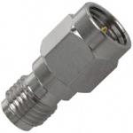 28477 coaxial adapter, sma plug to rpsma jack