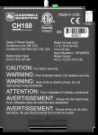 CH150 12 V Charging Regulator