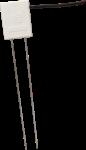 cs650 sonde réflectométrique de teneur en eau du sol (30 cm)