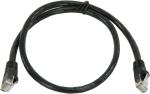 28899 CAT6 Ethernet Unshielded Cable with RJ45 Connectors, 2 ft