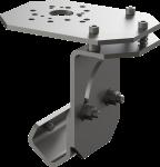 cm255ls support de montage pour capteur de rayonnement entièrement réglable