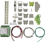 28370 24 V 3.8 A NEC Class 2 Power Supply Kit (battery not included)