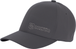 31631 Gray Campbell Scientific Baseball Hat, Size S to M