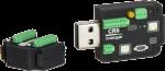 31634 8 GB CR6-Shaped USB Flash Drive