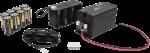 bpalk 12 v, 7 ah alkaline battery pack with backup pack