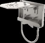 cm265 kit de montage de capteur solaire ajustable pour tubes