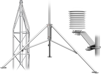 Tripods, Towers, and Mounts