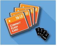 utilice una tarjeta de memoria, pero no cualquiera !