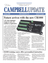 campbell update 1st quarter 2005