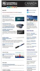 csc newsletter spring 2016