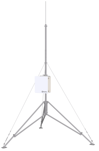 Enclosures, Tripods, and Towers