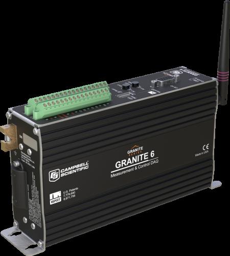 GRANITE 6 Measurement and Control Data-Acquisition System