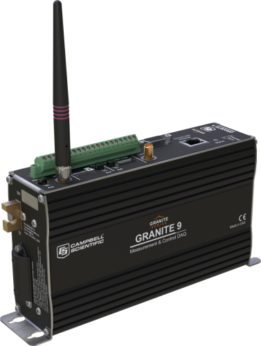 GRANITE 9 Measurement and Control Data-Acquisition System