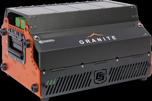 GRANITE Chassis Châssis pour systèmes d'acquisition de données GRANITE