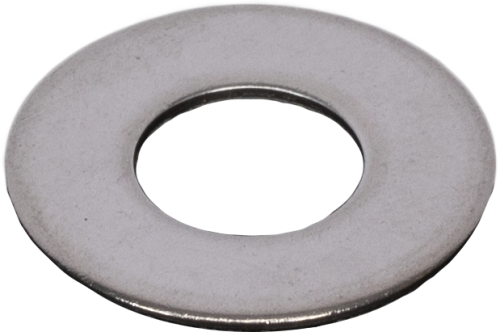 252 304 Stainless-Steel Flat Washer 3/8