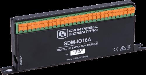 SDM-IO16A 16-Channel Input/Output Module