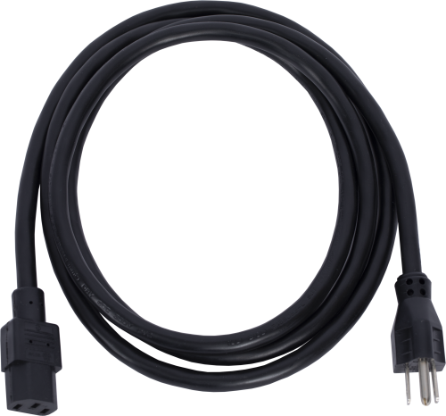 33211 15 A 120 Vac Detachable Power Cord