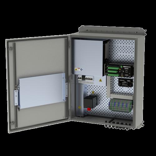AeroX Stream 200 AWOS Field-Ready System