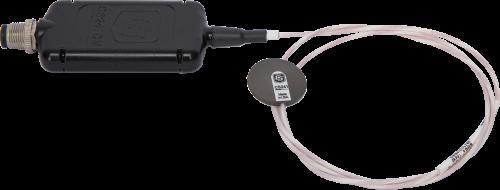 CS241DM PT-1000 Classe A, Capteur de température de précision avec sortie numérique Modbus RS-485